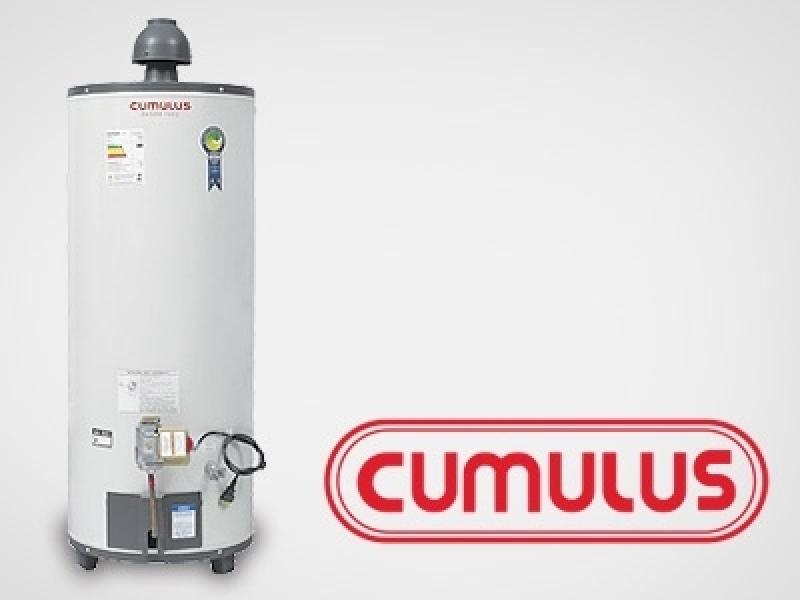 Aquecedor água Cumulus Jurubatuba - Aquecedor Cumulus 150 Litros