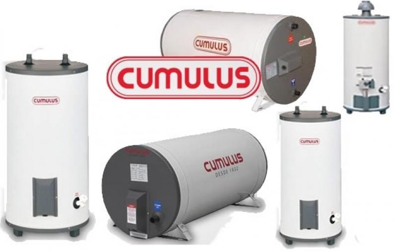 Aquecedor Cumulus Plus Vila Mariana - Aquecedor água Cumulus