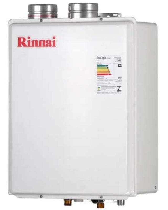 Aquecedor Rinnai a Gas Barueri - Aquecedor água Rinnai