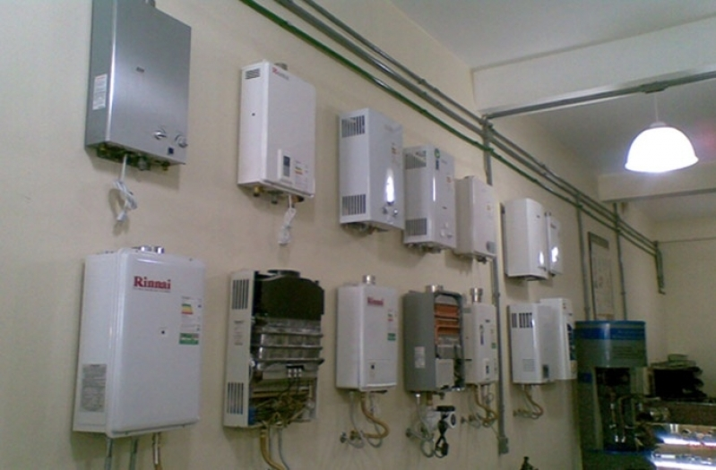 Assistência de Aquecedor á Gás Rinnai Guarujá - Assistência Técnica Aquecedor Gás Rinnai