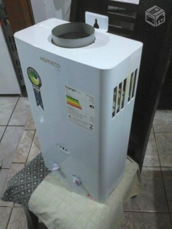 Empresa Que Venda de Aquecedor Rheem 26 Litros Mendonça - Venda de Aquecedor Gás Rheem