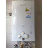 aquecedor de água solar Jaboticabal