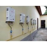 aquecedor de gás bosch Vila Albertina