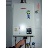 aquecedor elétrico água Parque Anhembi