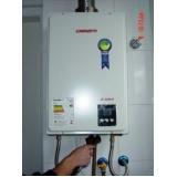 assistência de aquecedor de água rheem Jardins