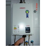 assistência de aquecedor de água rheem