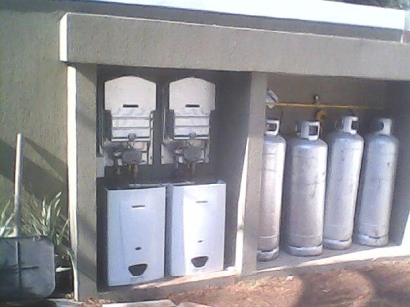 empresa de aquecedor a gás cml 25 plus Ribeirão Preto