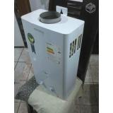 empresa que venda de aquecedor rheem 26 litros Parque Peruche