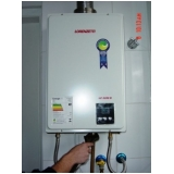 instalação de aquecedor bosch 25 litros Paulínia
