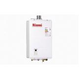 manutenção aquecedor de água a gás Marapoama