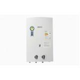 manutenção aquecedor a gás orbis