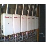 manutenção preventiva aquecedor a gás rinnai