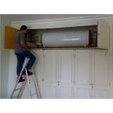 manutenção preventiva em aquecedores a gás