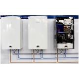 manutenção para aquecedor a gás rinnai