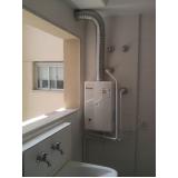 manutenção em aquecedor a gás Serra da Cantareira