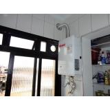 manutenção preventiva aquecedor a gás rinnai Vila Medeiros