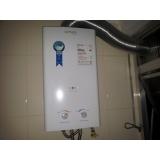 quanto custa aquecedor de água a gás Butantã