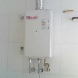 quanto custa aquecedor para água a gás rinnai Bragança Paulista