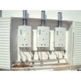 serviço de manutenção de aquecedor a gás Valinhos
