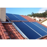 sistema de aquecimento solar para casas Rio Pequeno