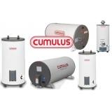 venda de aquecedor cumulus 110 litros Água Funda