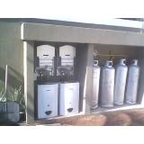 venda de aquecedor de água rheem Parque São Domingos