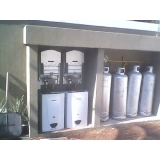 venda de aquecedor gás rheem Bauru